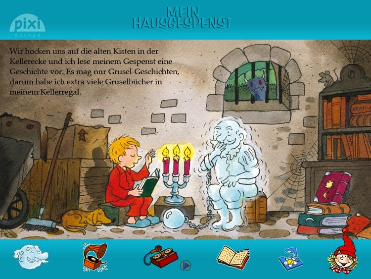Pixi Buch Mein Hausgespenst screenshot-3