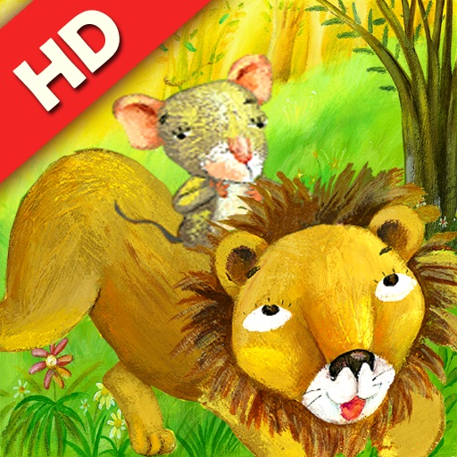 The Mouse and the Lion: HelloStory - Lite