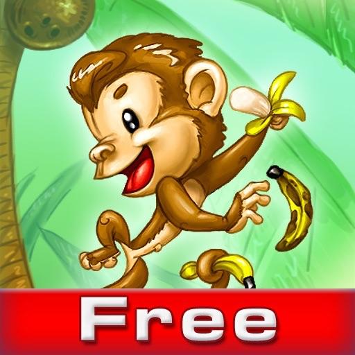 Monkey Jump (FREE) icon