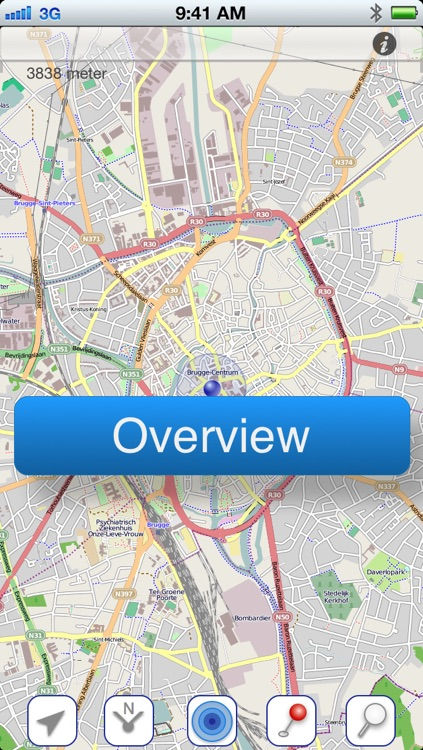 Bruges Offline Map screenshot-4