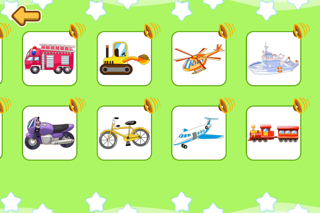 Landee Kids:Learns Transport screenshot three
