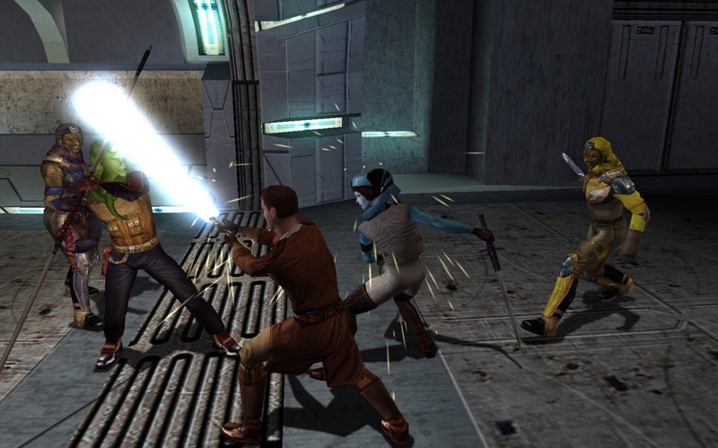 Screenshot #3 for Star Wars®: Knights of the Old Republic®