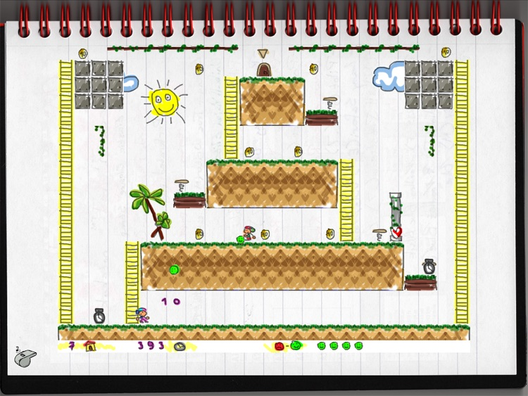 Notebook City - Cool LodeRunner for Kids