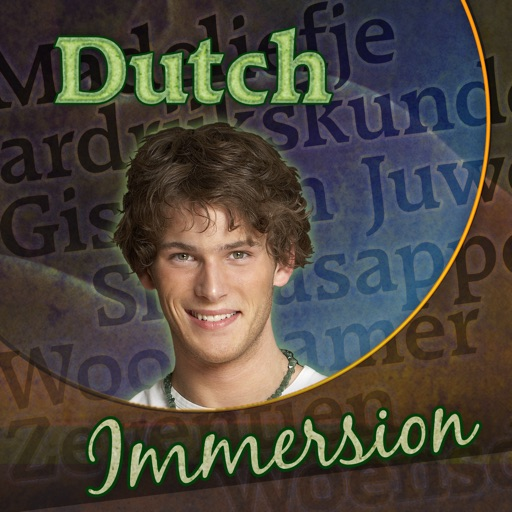 Dutch Immersion - Learn to Speak & Talk Fast! Easy to Play Games, Quick Phrases & Essential Words