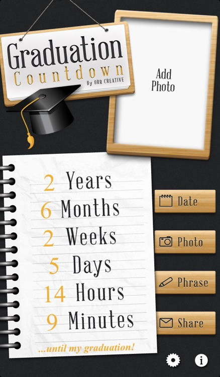 Graduation Countdown screenshot-0