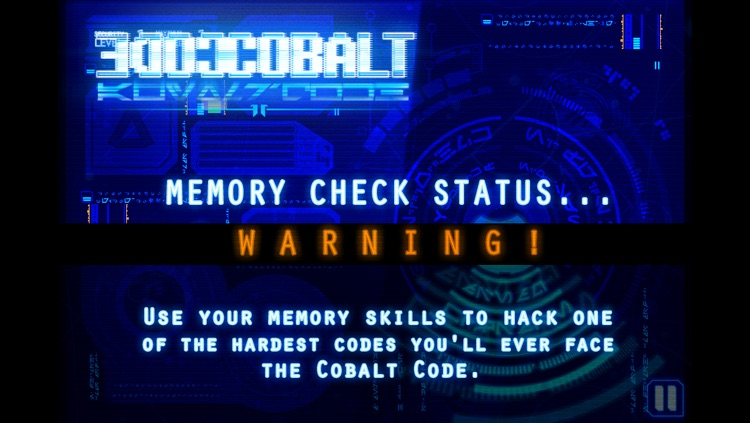 Cobalt Code Free screenshot-0