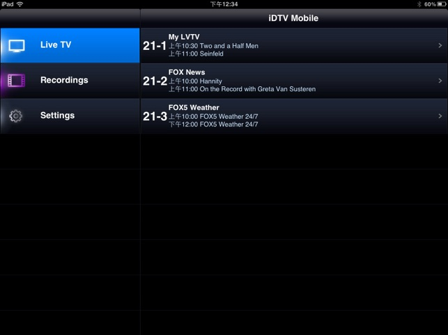 iDTV USA on the App Store Dyle Tv Coverage Map on