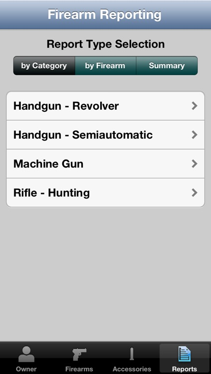 GunRack - Firearm Inventory screenshot-4