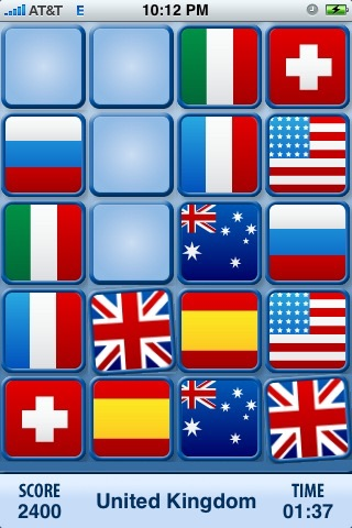 Flags Fun - FREE Screenshot on iOS