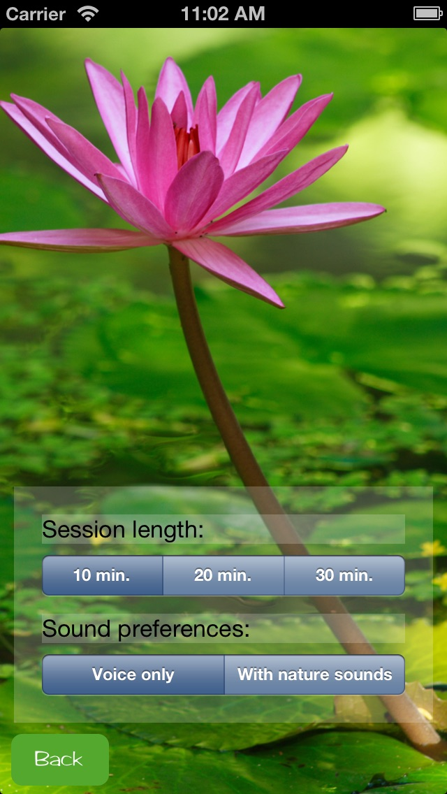 Screenshot for Yoga Nidra - Deep Relaxation Practice in Denmark App Store