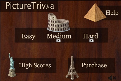 PictureTrivia Lite screenshot-0