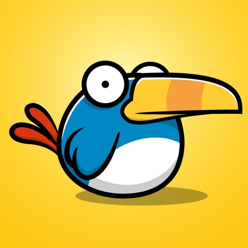 Bumpy Bird - a bouncy and jumpy flyer
