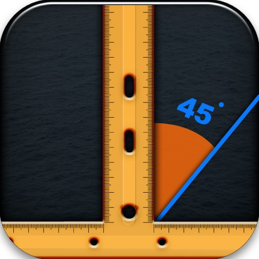 Angle Meter HD Lite icon