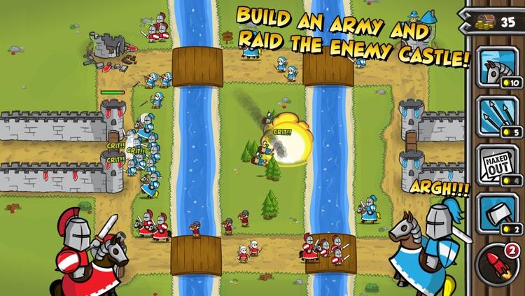 Castle Raid screenshot-4