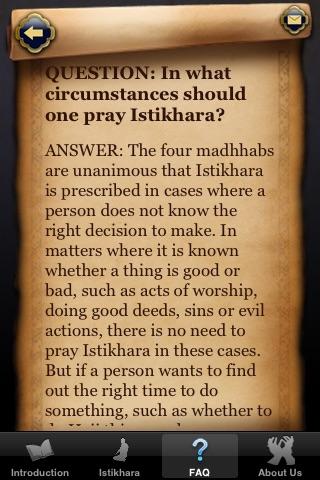 Istikhara du'aa - Guidance prayer in Islam screenshot-4
