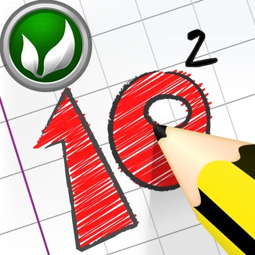 Ten Squared - Logic Puzzle Game
