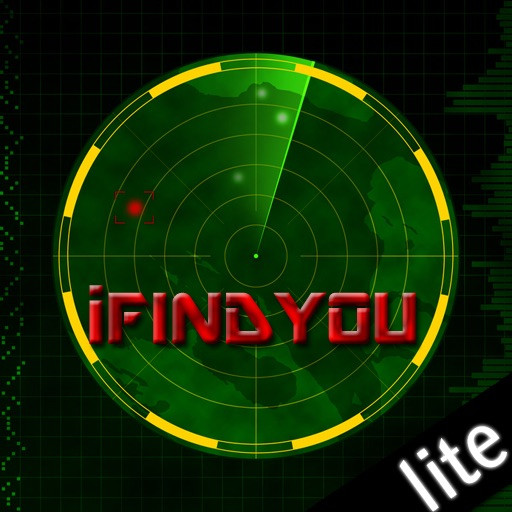 iFindYou Lite - A Spyphone GPS Cell Phone Mobile Track... icon