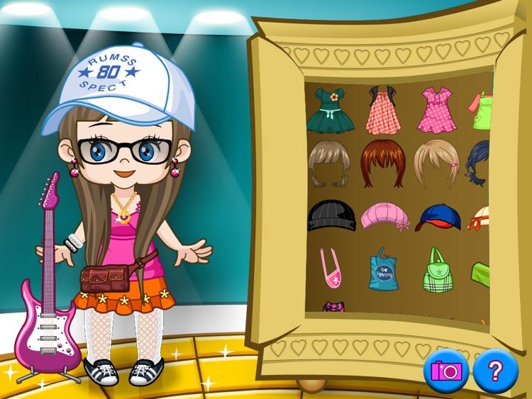 DressUpBaby-Freemium screenshot-3