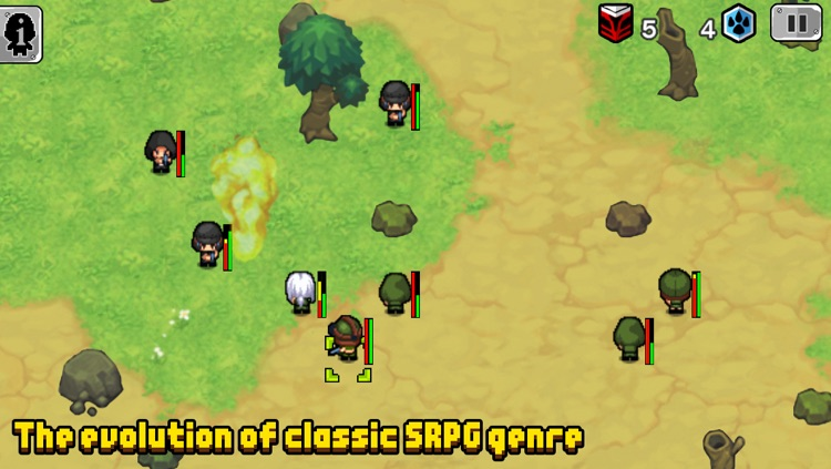 Army Wars Tactics screenshot-3