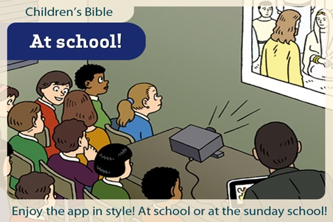 Bible movies - Children's Bible screenshot-4