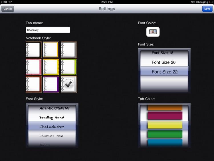 Handy Binder screenshot-3