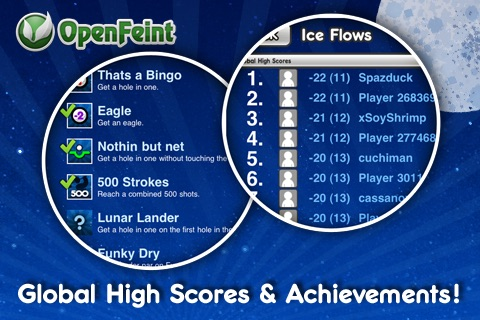Stickman Golf screenshot-4