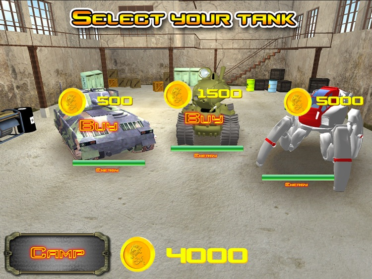 Tank Revenge screenshot-2