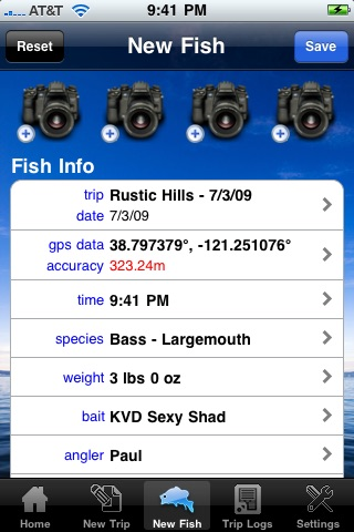 Fishing by HuntFishTracker screenshot-4