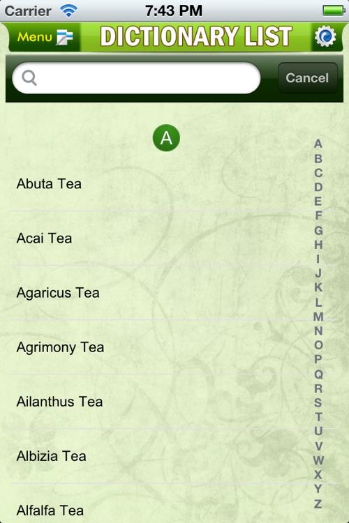 Tea Catalog screenshot-4