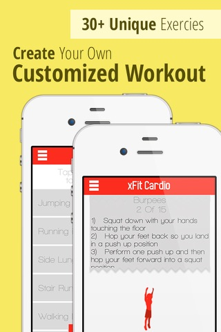 xFit Cardio – Daily Workout to Lose Belly Fat and Gain Endurance screenshot 3