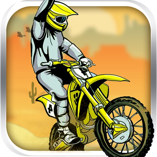 Hardcore Speed-Pure DMX Dirt Bike Race icon