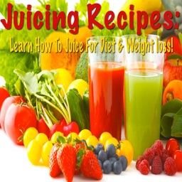 Juicing Recipes: Learn How To Juice For Diet & Weight Loss!