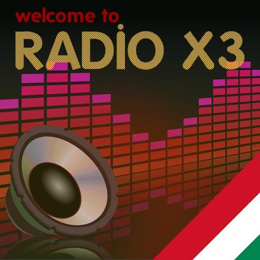 Rádiók Magyarországról - X3 Hungary Radio