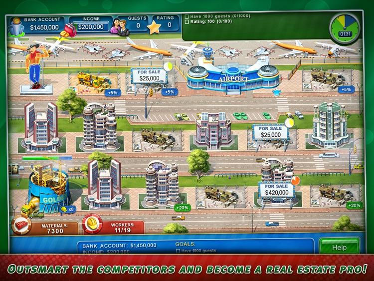 Hotel Mogul: Las Vegas HD screenshot-4