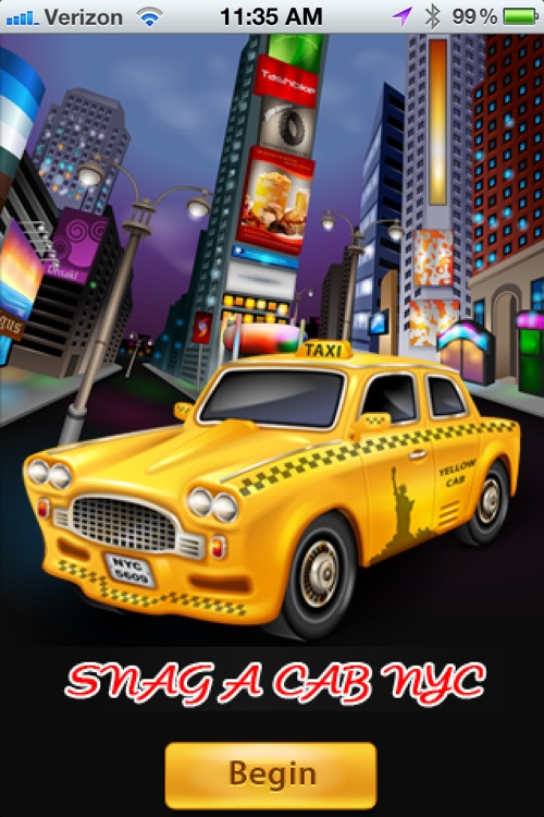 Snag A Cab NYC screenshot-0