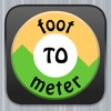 Foot To Meter, the fastest converter