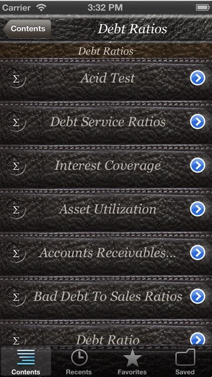 Finance Formulator screenshot-3