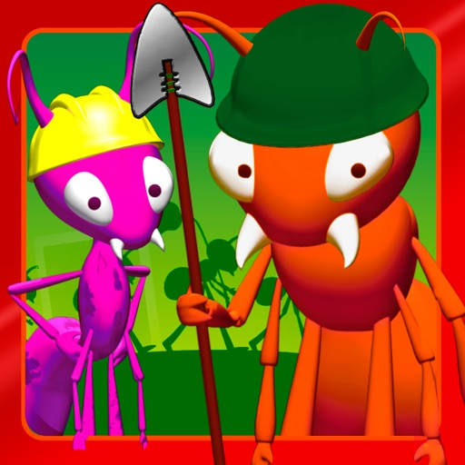 Antz City - do your best for the bugs! by