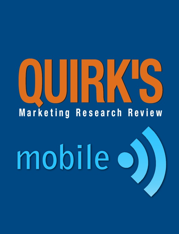 Quirk's Magazine