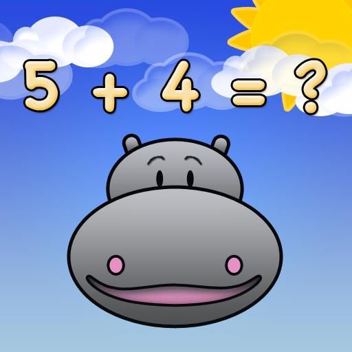 mR. Hippo's Maths Adventure: Addition