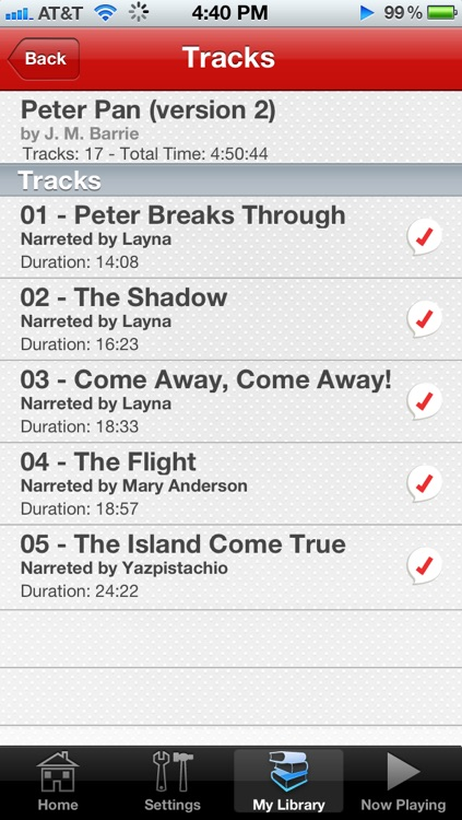 Audiobooks For Your Kids screenshot-3