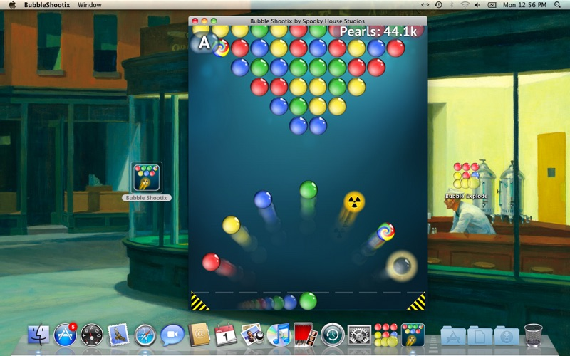 BubbleShootix Screenshot