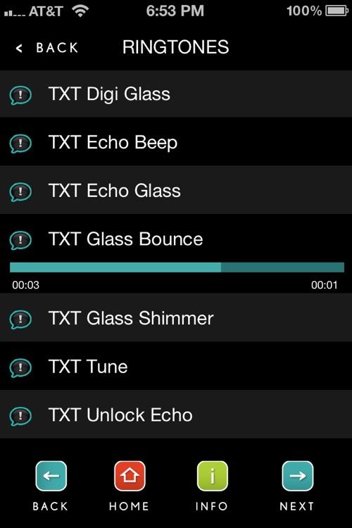 Text Tones & Alerts screenshot-3