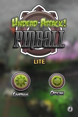 Undead Attack! Pinball Lite screenshot-4
