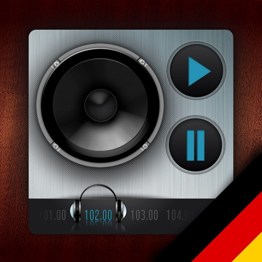 WR Germany Radios (Deutschland) icon
