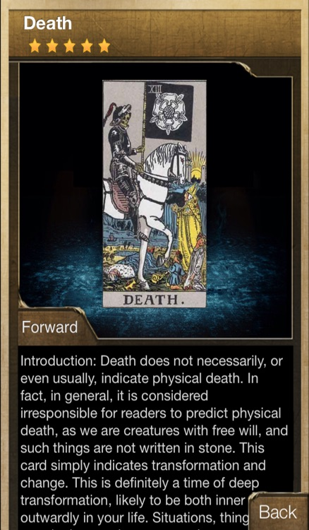 Tarot of Saviors screenshot-2
