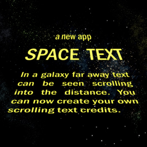 Space Text