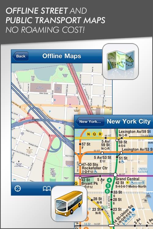 Travel App Box
