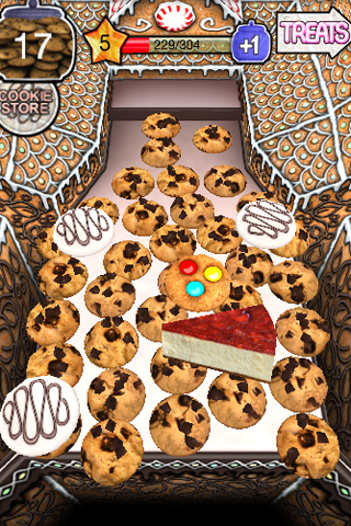 Cookie Dozer ScreenShot1