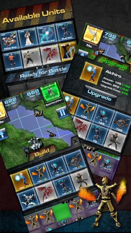 Aeon Hero Wars screenshot-3